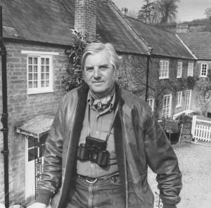 Kenneth Allsop at Mill