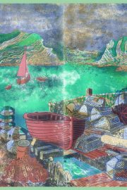 Lulworth-Cove-by-Rena-Gardiner