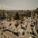 Tripoli Clock Tower by Natheer Halawani