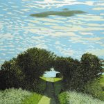 Still Point by David Inshaw