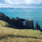 Rathlin Island by A. McAnulty